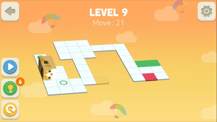 Bloxorz: Roll the Block screenshot-3