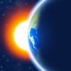 3D Earth ° - weather forecast