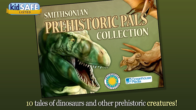 Prehistoric Pals Collection