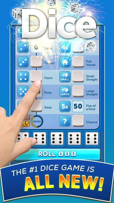Dice With Buddies: Social Game Скриншоты3