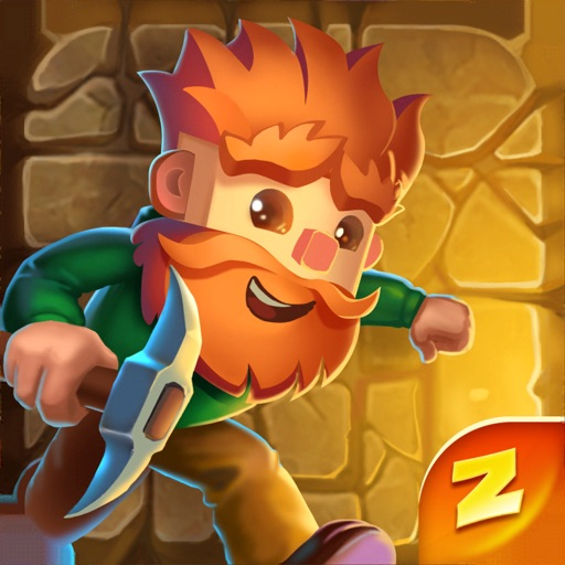 Dig Out! - ダイヤモンドマイニングゲーム