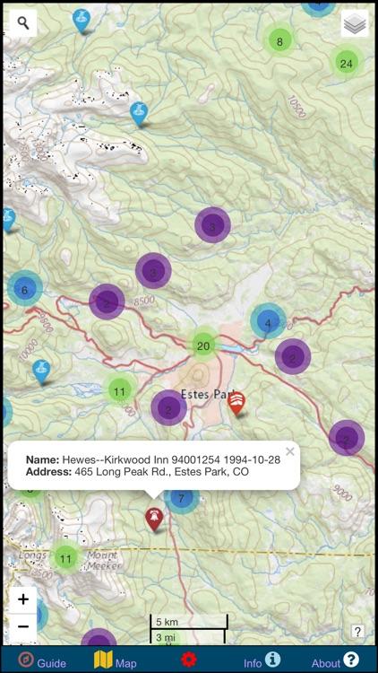 Outdoor Explorer Colorado screenshot-3