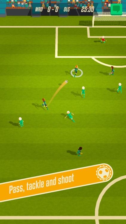 Solid Soccer screenshot-0
