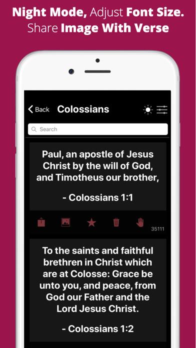 Bible Verses - Jesus Quotes screenshot 3