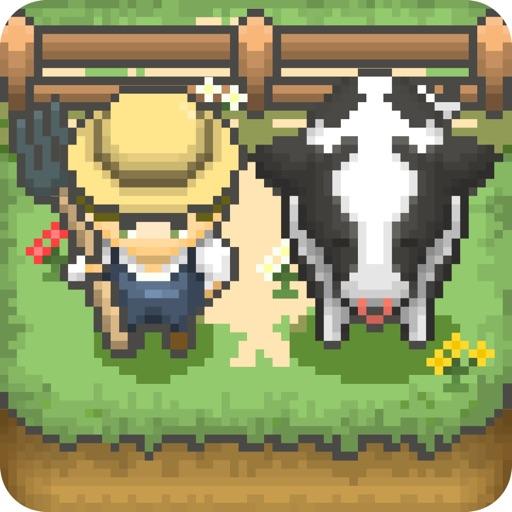 Tiny Pixel Farm - Игра Ранч