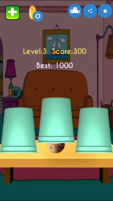 Dice In Cup Game screenshot 1