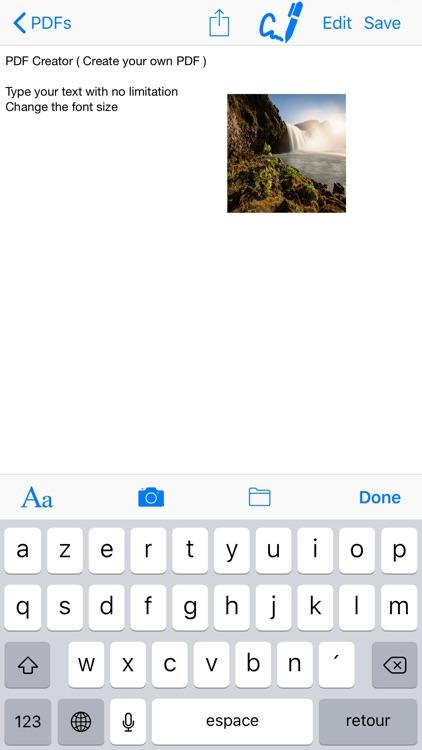 PDF Editor ,PDF Book Reader screenshot-6