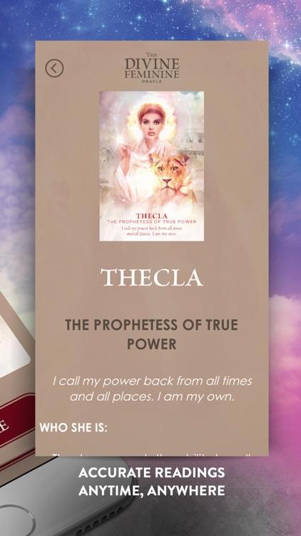 The Divine Feminine Oracle screenshot-4