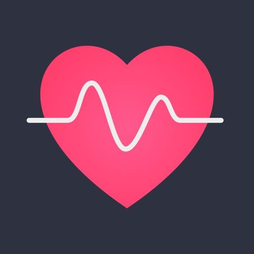 知心心拍数(脈拍)を測るアプリ