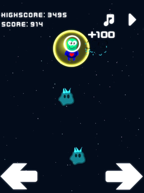 Infinite Free Fall screenshot 4