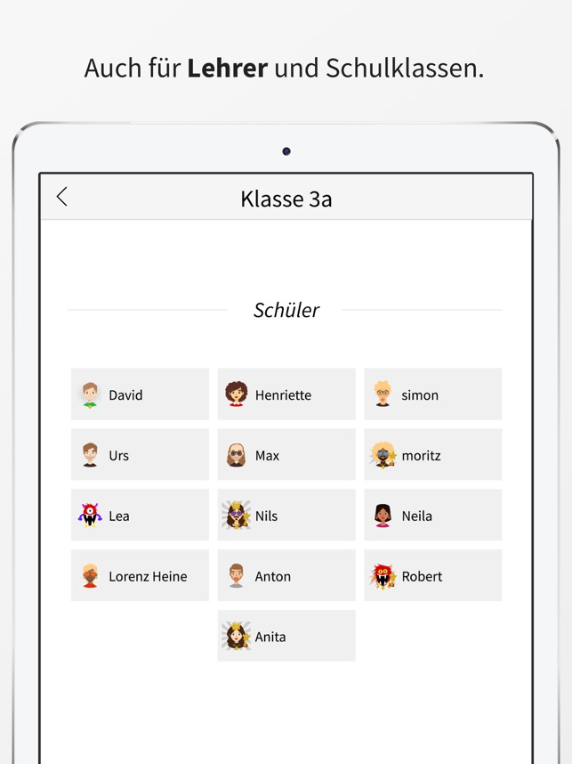 ANTON - Grundschule - Lernen im App Store