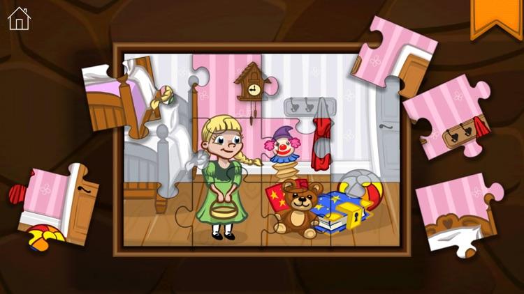 StoryToys Red Riding Hood screenshot-4