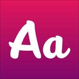 Fonts: Keyboard & Cool Font