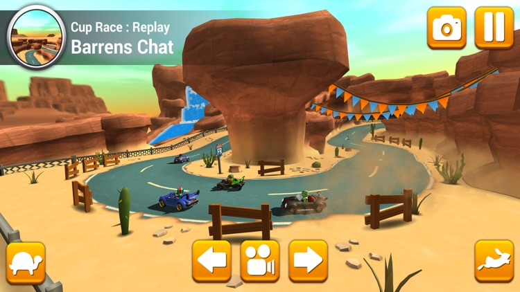 Rev Heads Rally screenshot-5