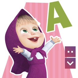 Masha and The Bear: ABC games