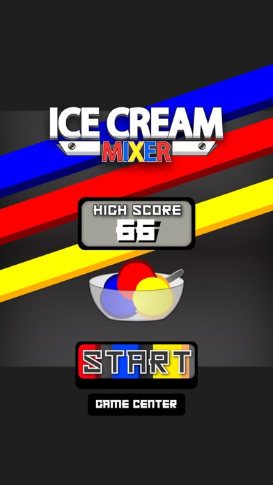 Ice Cream Mixer Screenshots