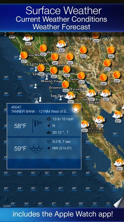 Buoy Finder NOAA NDBC screenshot-1