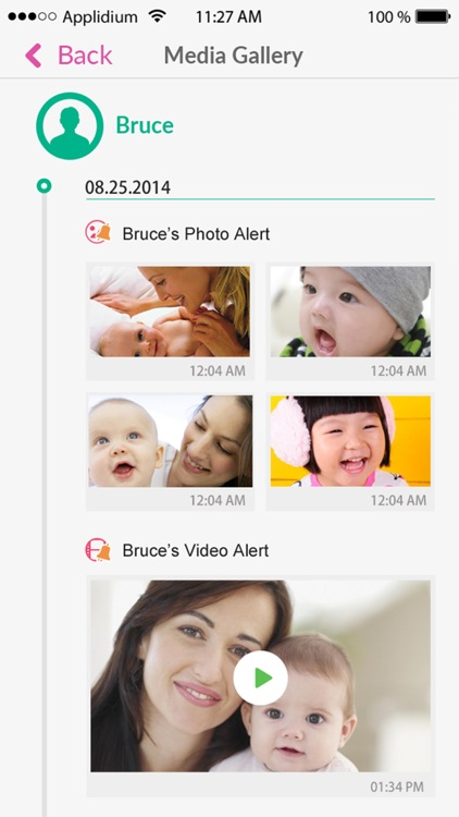 iBaby Care App screenshot-3
