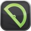分度器デジタル - iPhoneアプリ