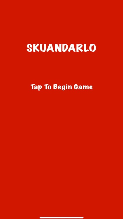Skuandarlo-Drinking Game by Pablo Arroyo
