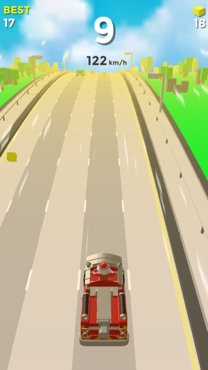 Paw Racing For Patrol Car screenshot-5