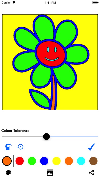 Tap & Color Clip Art Photos screenshot-3