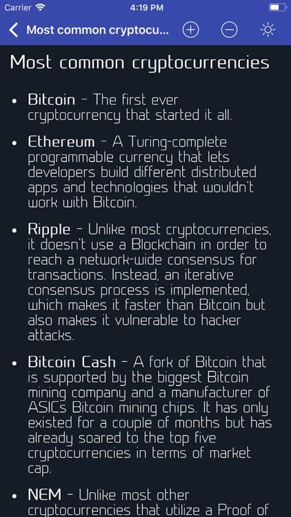 Bitcoin Learn & Mine screenshot-5