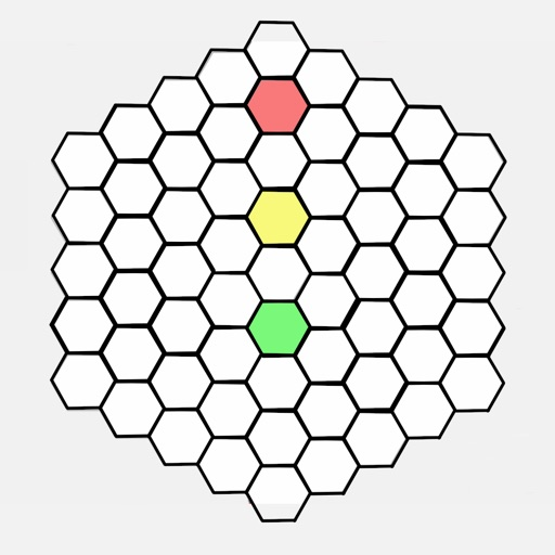 Hexagon Invader icon