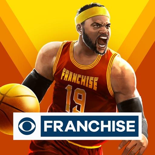 CBS Franchise Basketball 2021 icon