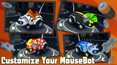 Screenshot from MouseBot