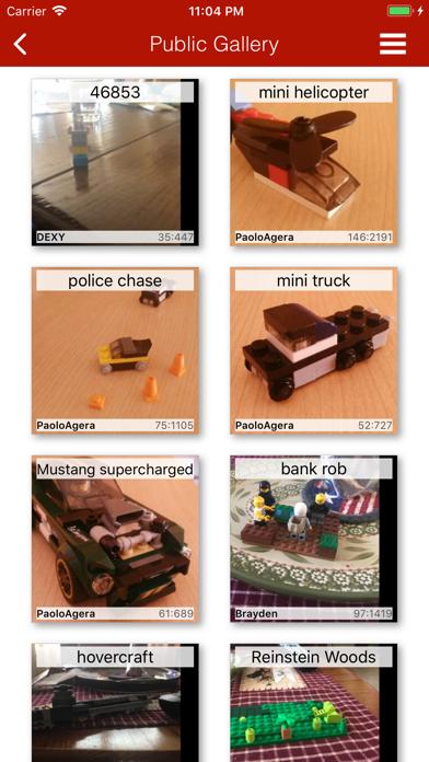 Mega Bricks Игрушки для Лего для ПК 1