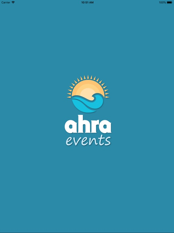 iPad Image of AHRA Events