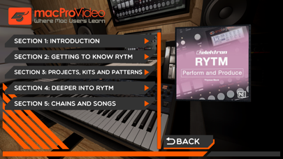 Perform and Produce for RYTM screenshot two