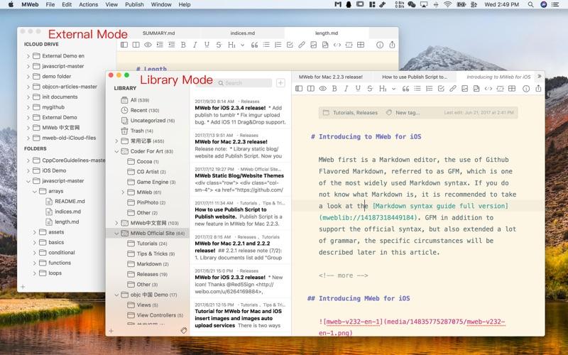 MWeb Screenshot 1 xltr7n
