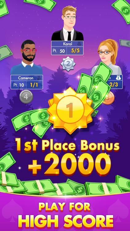 Spades Cash - Win Real Prize screenshot-5