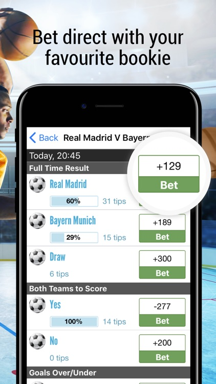 Sports betting tips from OLBG screenshot-3