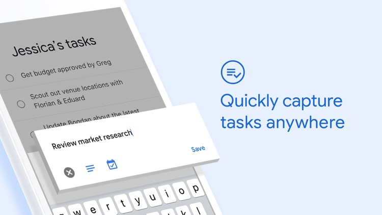 Google Tasks: Get Things Done screenshot-0