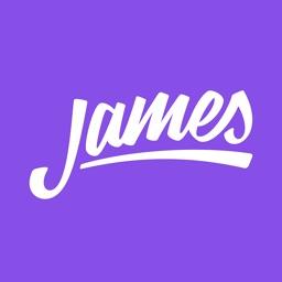 James: Delivery de comida e +