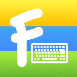 Color Fonts Keyboard: Font App