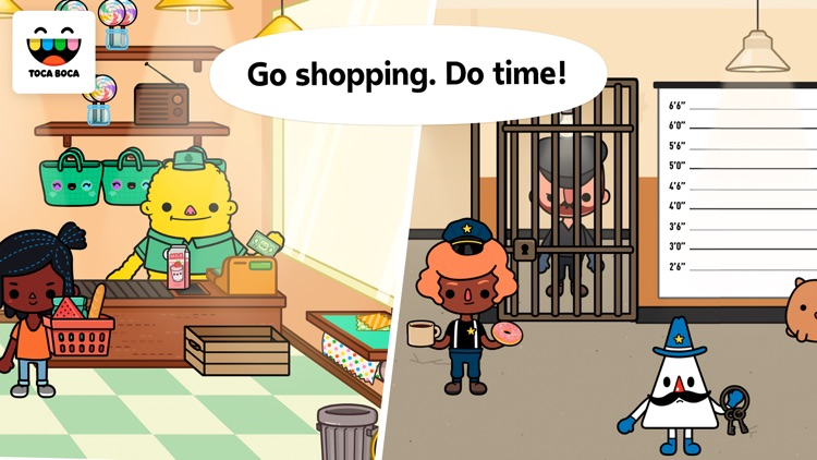 Toca Life: Town screenshot-2