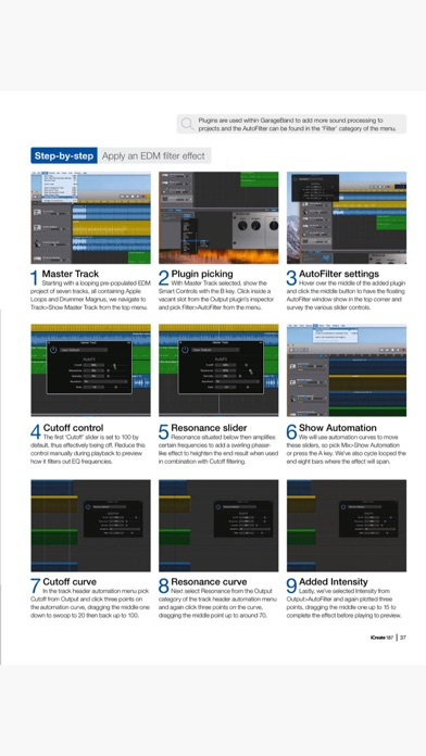 Icreate review screenshots