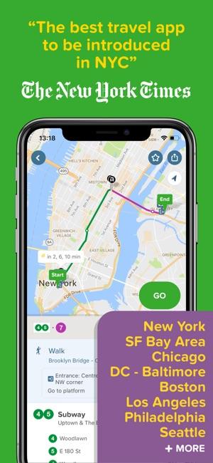 Citymapper transit navigation on the app store screenshots gumiabroncs Images
