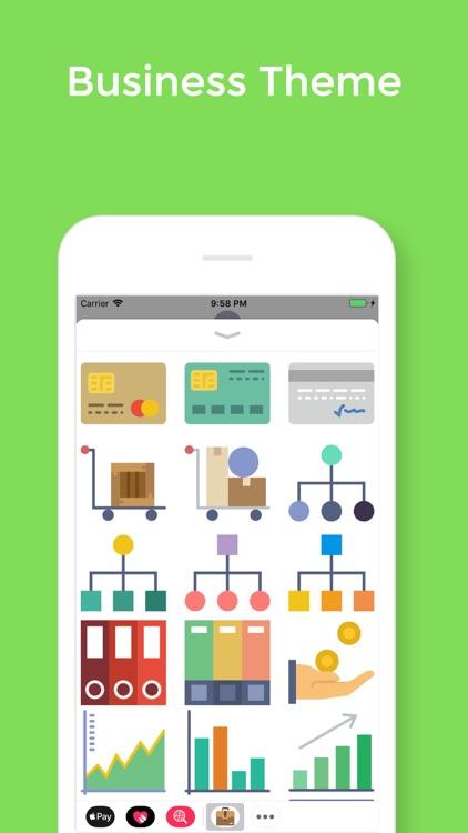 Business Stickers screenshot-5