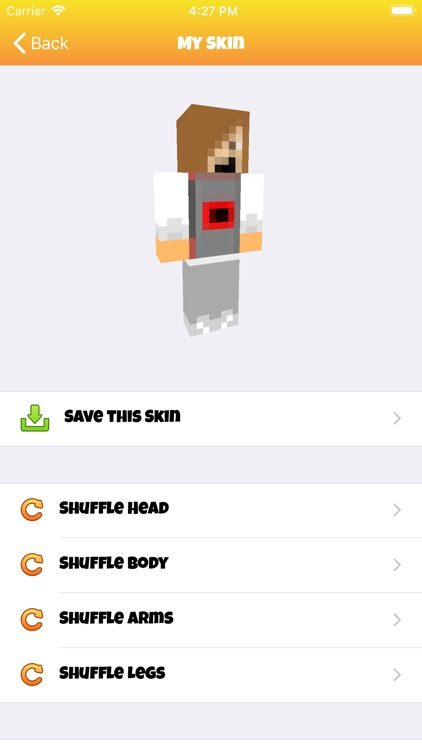 Million Skins for Minecraft PE
