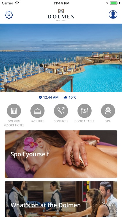 Dolmen Hotel Malta screenshot-0