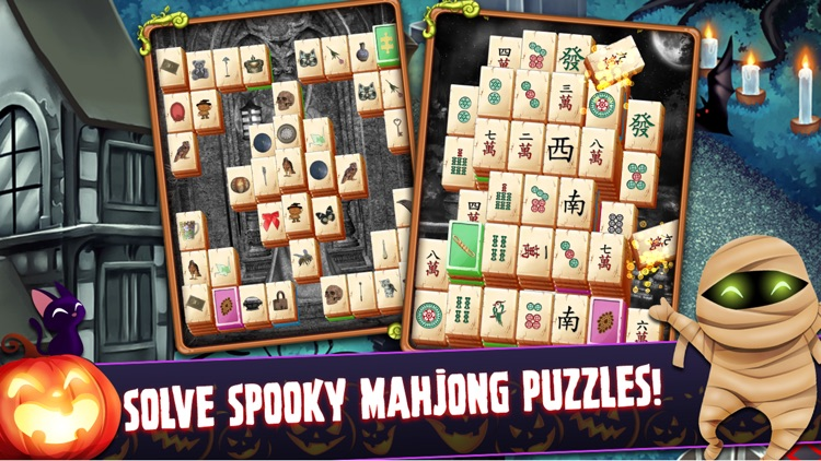 Mahjong Quest: Secret Mansion screenshot-6
