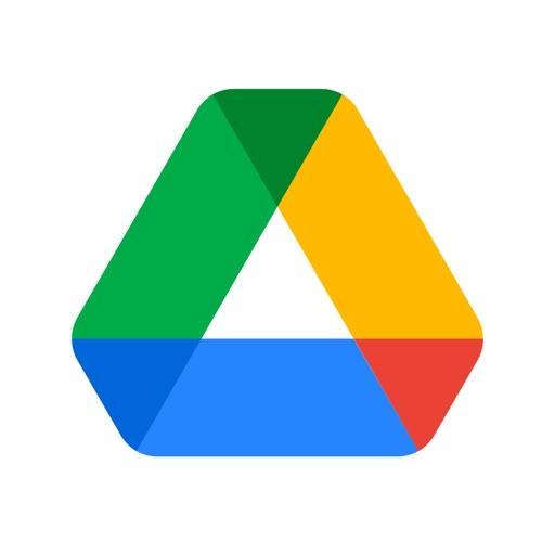 Google Drive iOS App