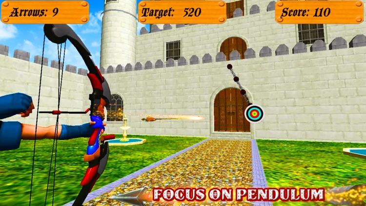 Royal Archery King 3D screenshot-3