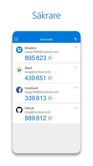Microsoft Authenticator på PC