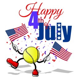 Tennis 4th of July